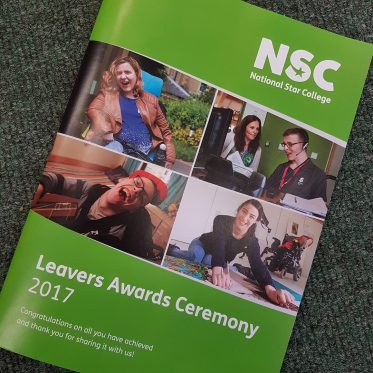 National Star College Leavers Ceremony